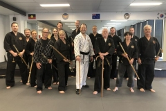 MONTHLY BLACK BELT TRAINING
