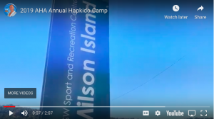 <h3>AHA Camp 2019</h3>